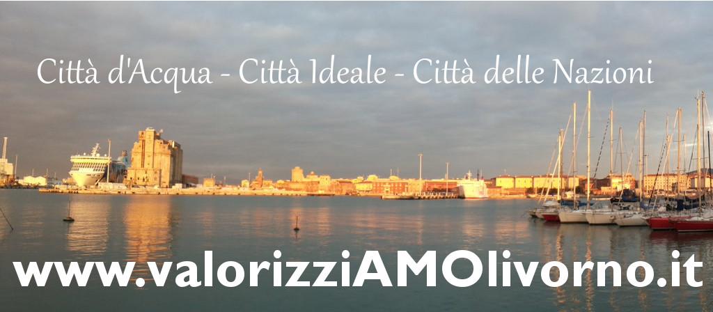 Livorno città d'Acqua / Ideale / delel Nazioni