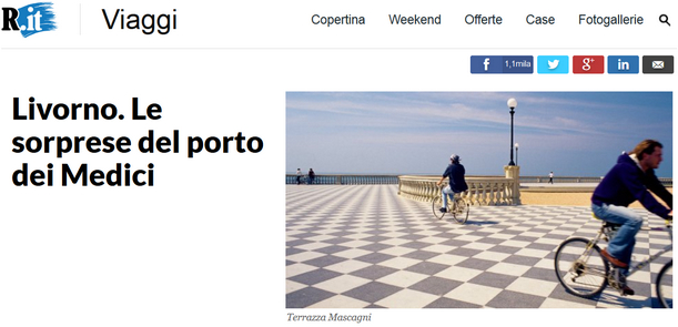 da Repubblica.it: Livorno. Le sorprese del porto dei Medici